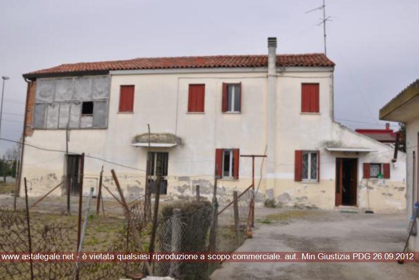 Boara Pisani (PD) Localita' Gorghetto, Via Fontane  46