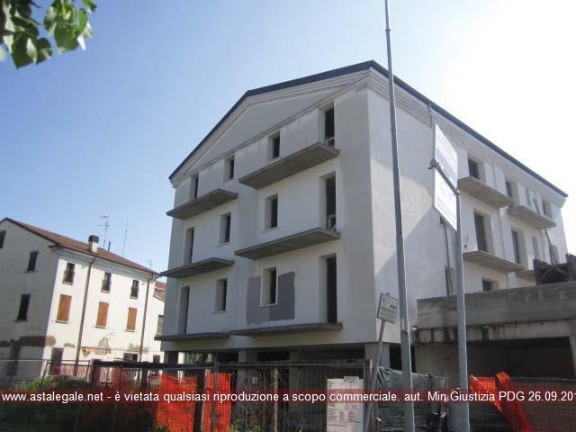 Poggio Rusco (MN) Corso Matteotti e Via Massarani