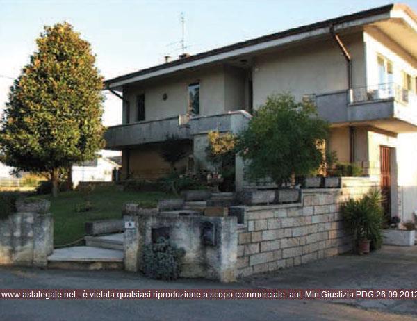 Bonavigo (VR) Via cinque case