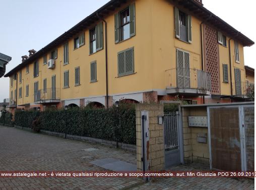 Villanova Del Sillaro (LO) Via Ambrogio e Giovanni Fugazza snc