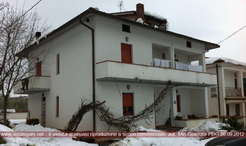 Bucchianico (CH) Via Chiaramilla 21