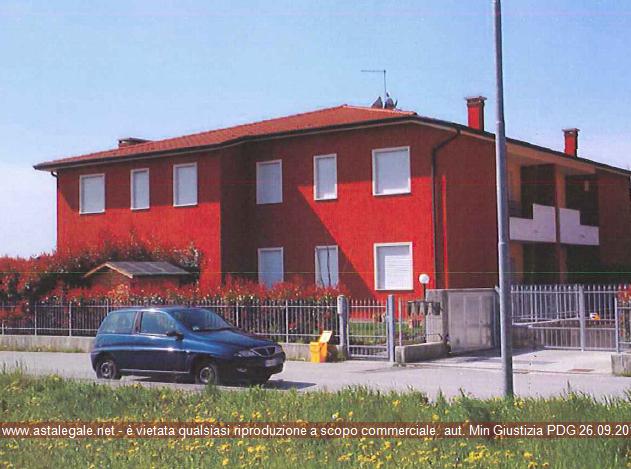 Nanto (VI) Localita' Bosco - via Martiri della Foibe
