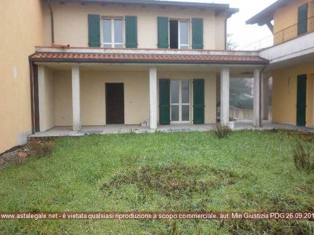 Sant'agata Feltria (PU) Localita' Romagnano - Via G. Verdi snc