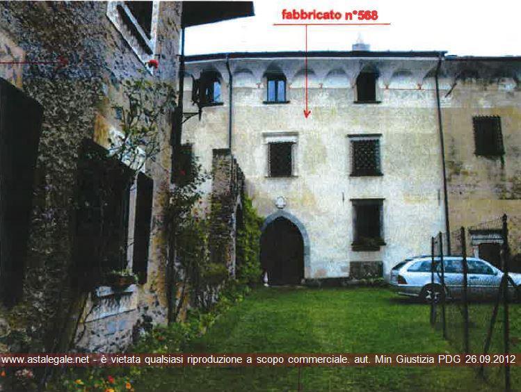 Teglio (SO) Via Carlo Besta, Palazzo Juvalta