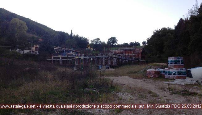 Fabriano (AN) Via 13 Martiri di Kindu