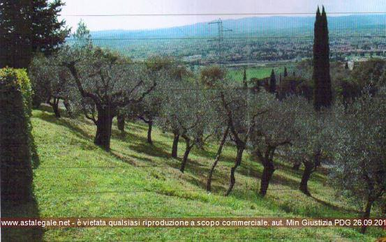 Foligno (PG) Localita' San Bartolomeo