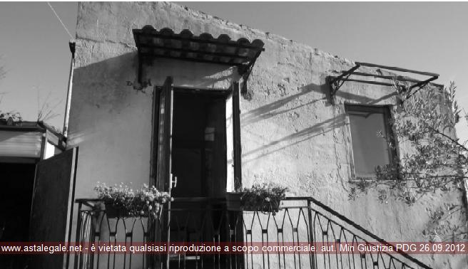 Rocchetta A Volturno (IS) Sez. B Castelnuovo - Via Capocastello snc
