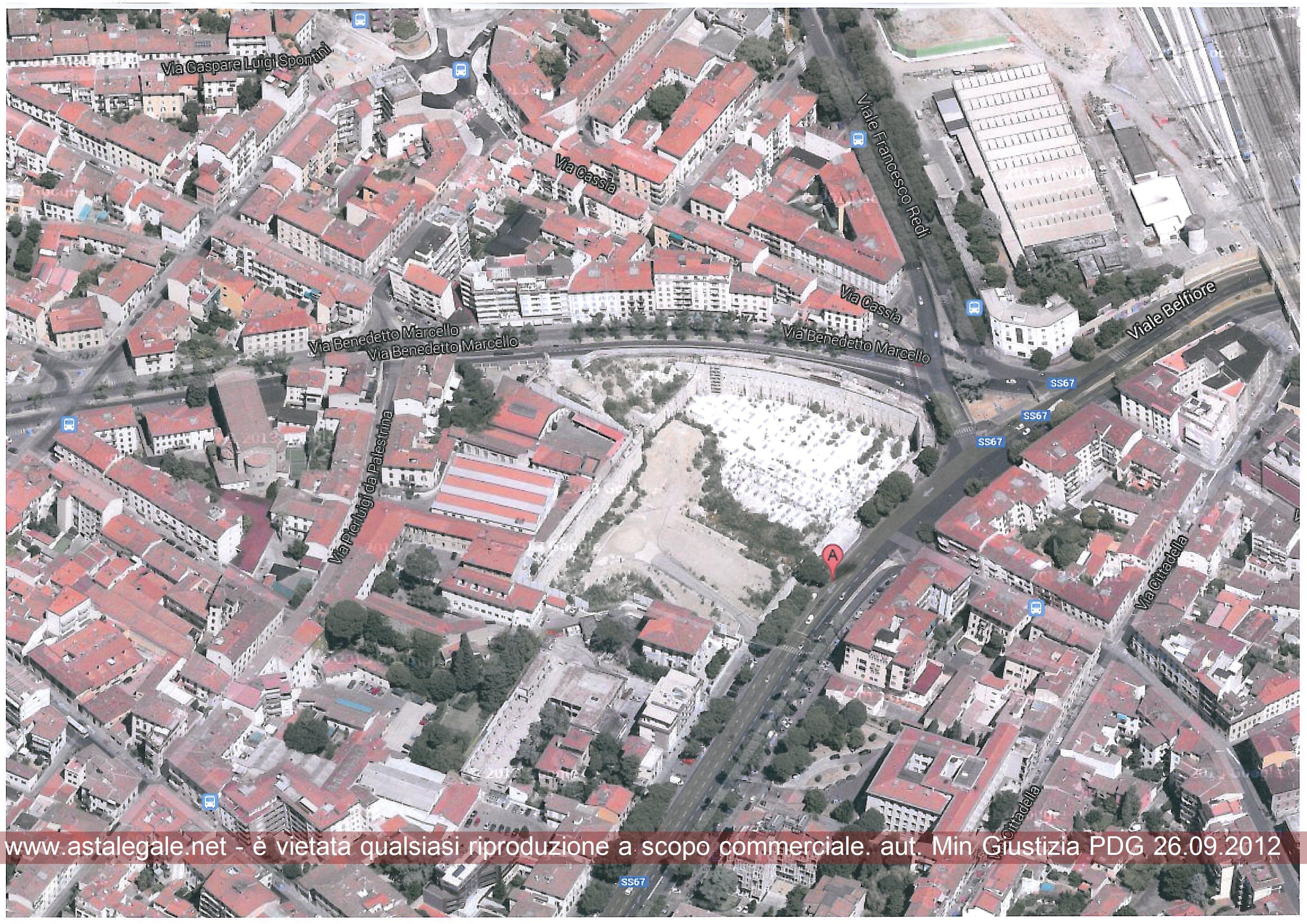 Firenze (FI) Viale BELFIORE 51 - 55 - 57