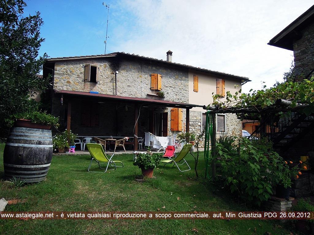 Bucine (AR) Frazione Pogi - Loc. Casa Rigoni 13