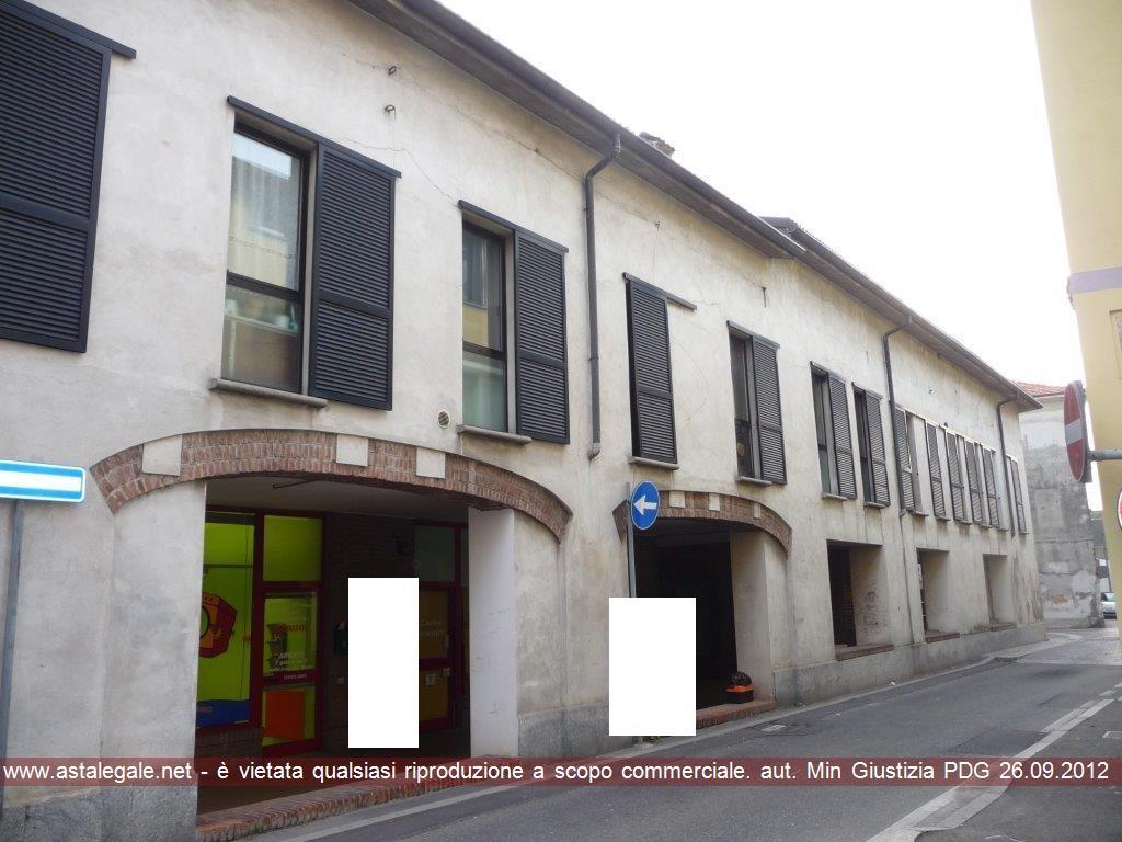 Cesano Maderno (MB) Frazione Binzago - Via Manzoni 10
