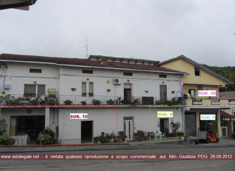 Roccamontepiano (CH) Via Roma