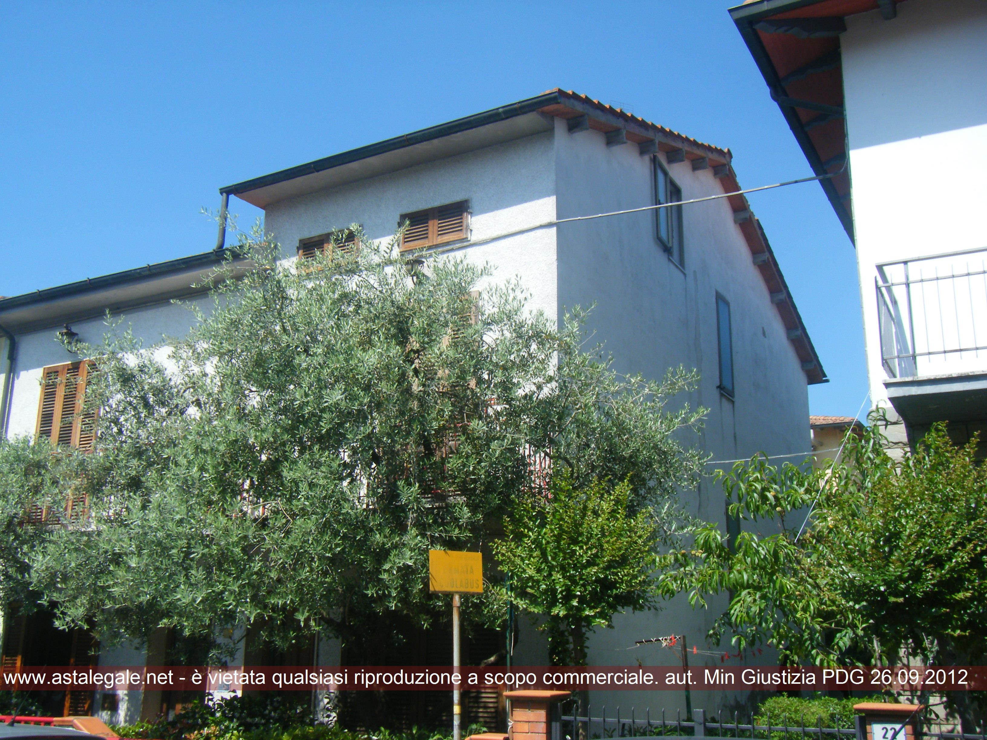 Montemurlo (PO) Via Circonvallazione Sinistra 24