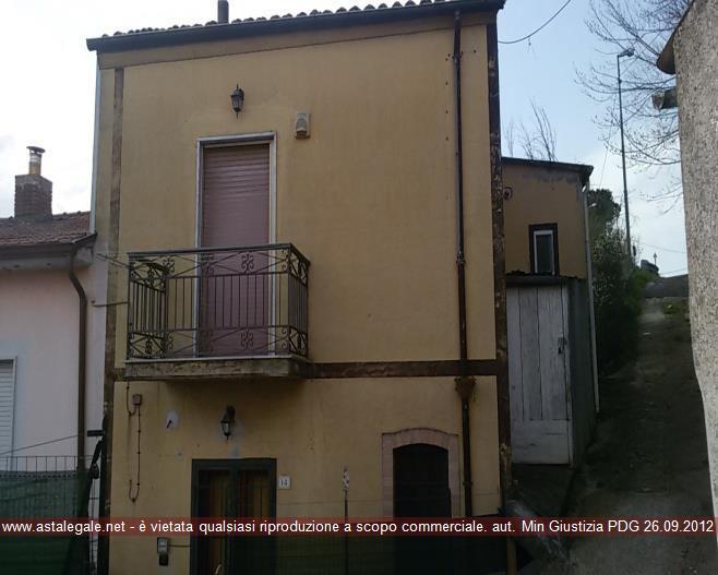Pratola Serra (AV) Via Rotonda  14