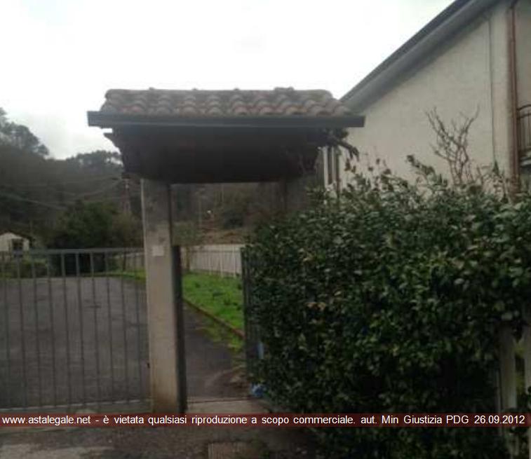 Follo (SP) Localita' Piana Battolla - Via XXIV MAGGIO  12/A