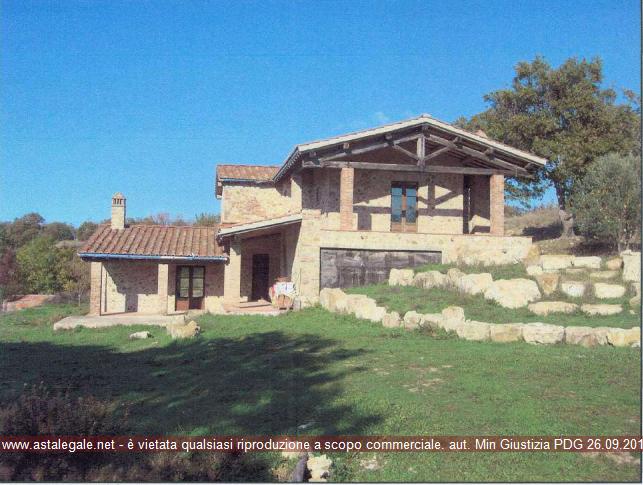 Roccalbegna (GR) Localita' Cana