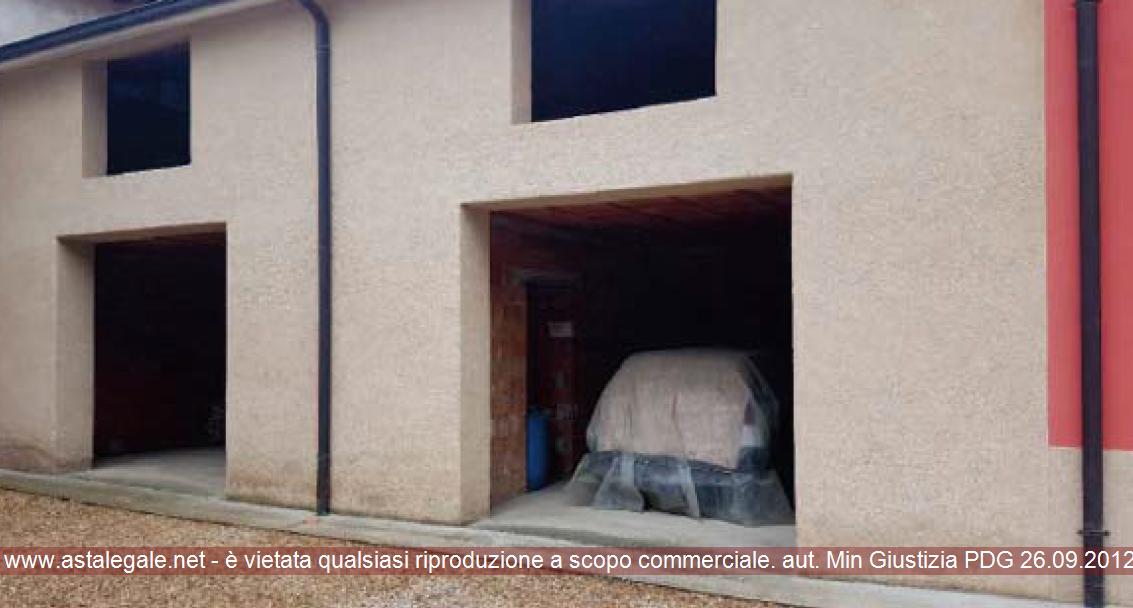 Badia Calavena (VR) Localita' S.Andrea - Via Triga