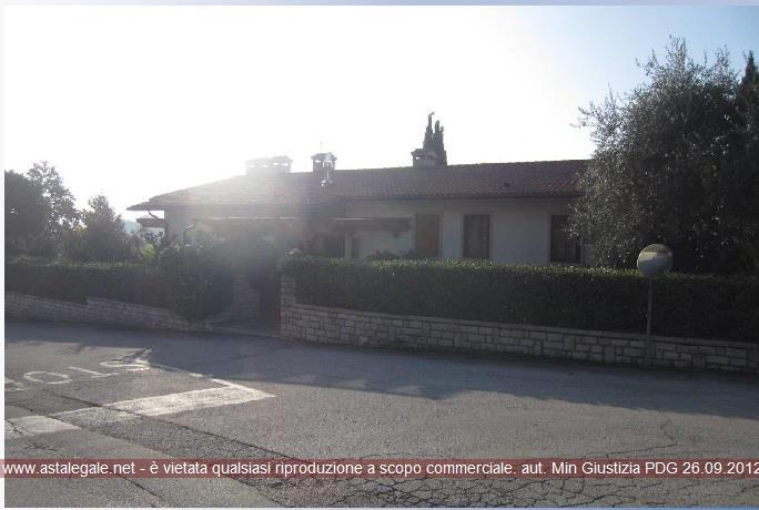 Marostica (VI) Via Colpi Pivotti 54