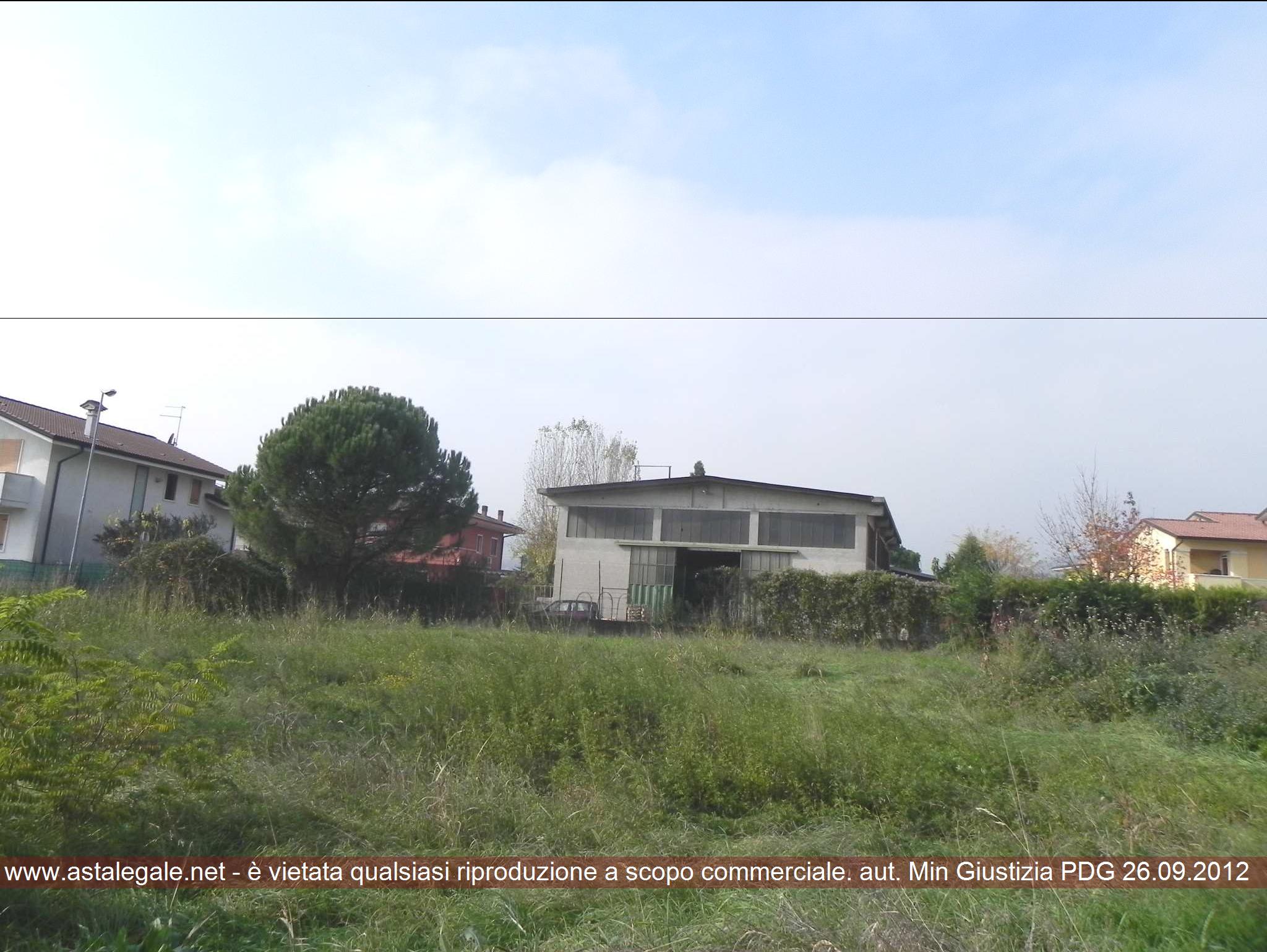 Arzignano (VI) Localita' Tezze - Via C. Cattaneo snc