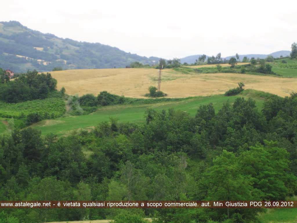 Pecorara (PC) Localita' Morasco