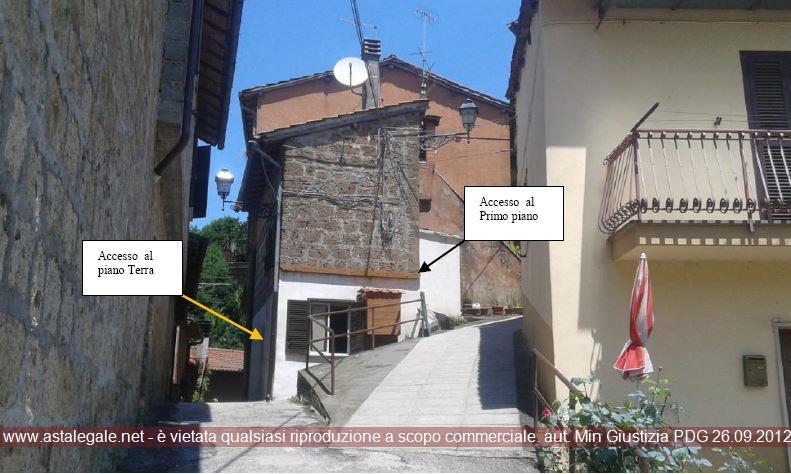 Bassano Romano (VT) Via Roma 241/243