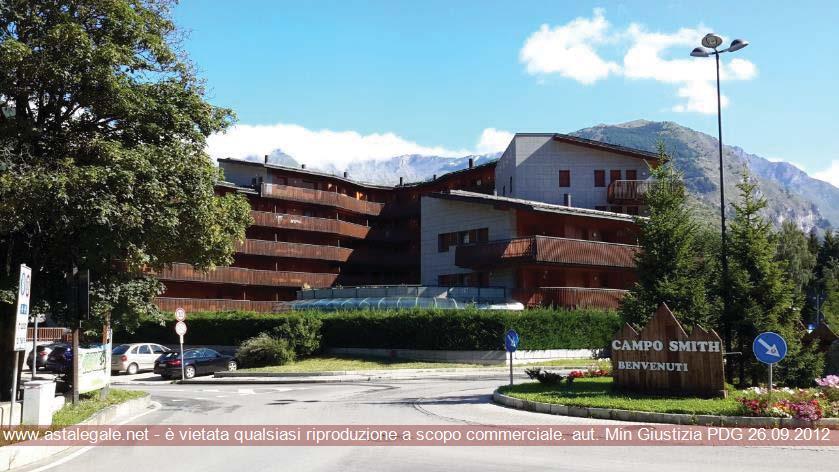 Bardonecchia (TO) Via MALLEN 7 sc F