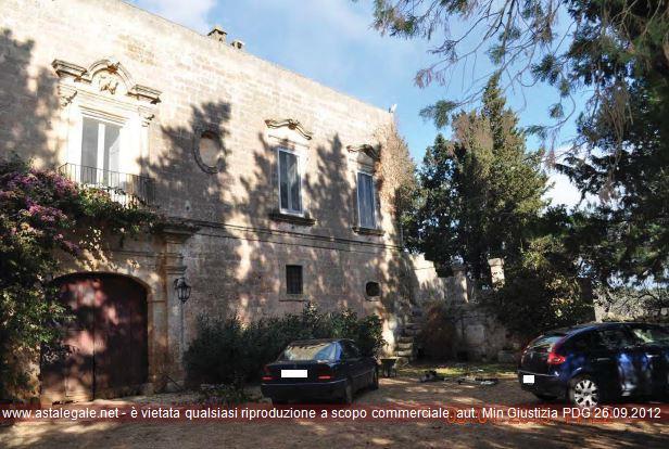 Francavilla Fontana (BR) Contrada Cadetto Inferiore 1