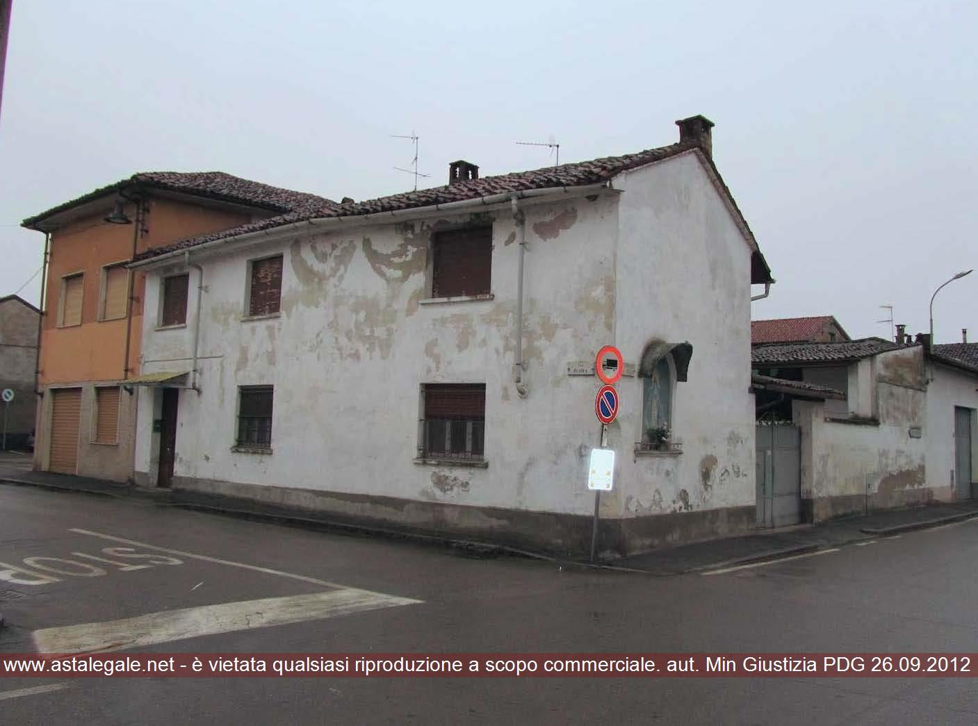 Rosasco (PV) Via Roma 37