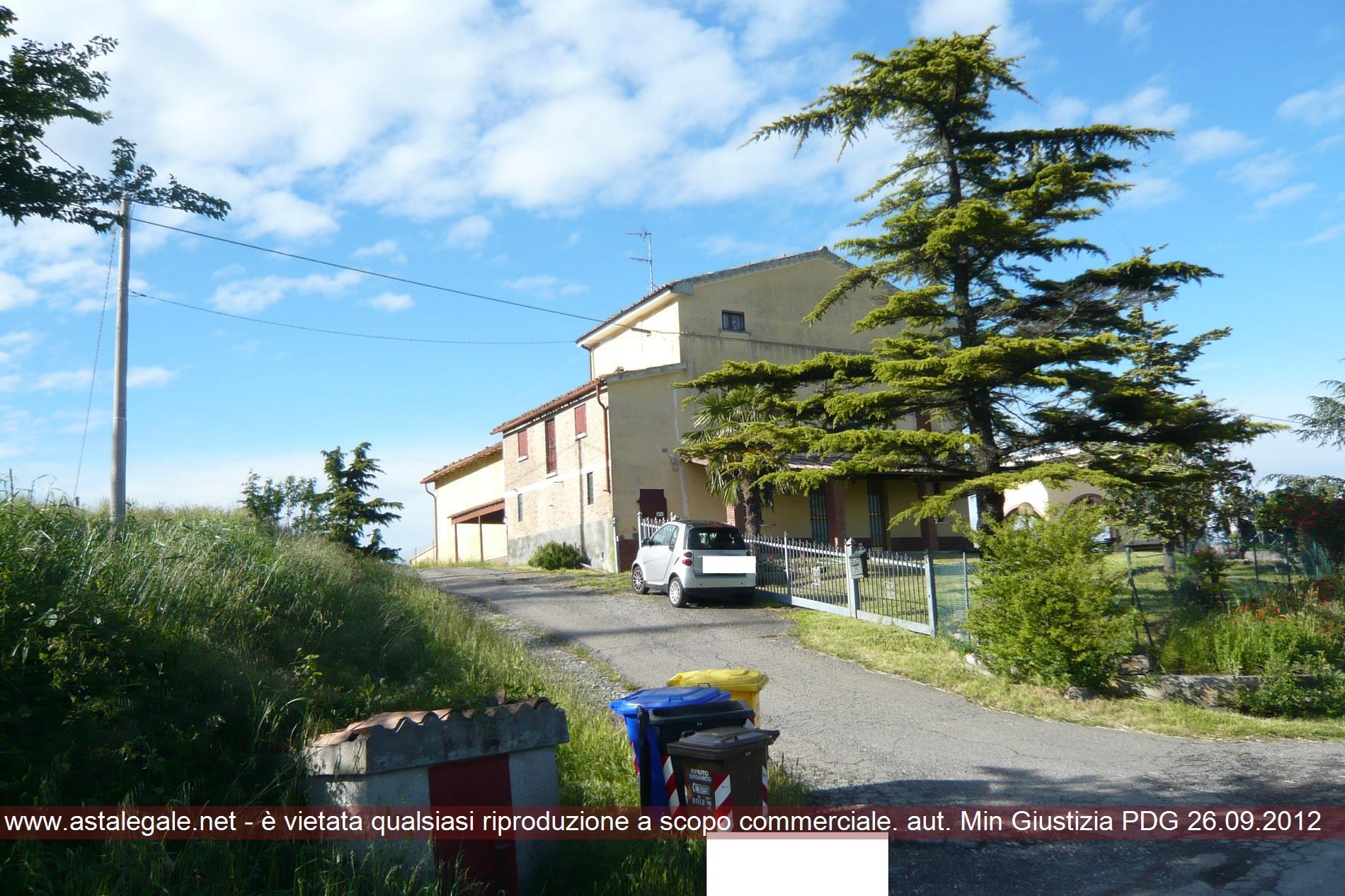 Salsomaggiore Terme (PR) Frazione San Vittore, Località Casali