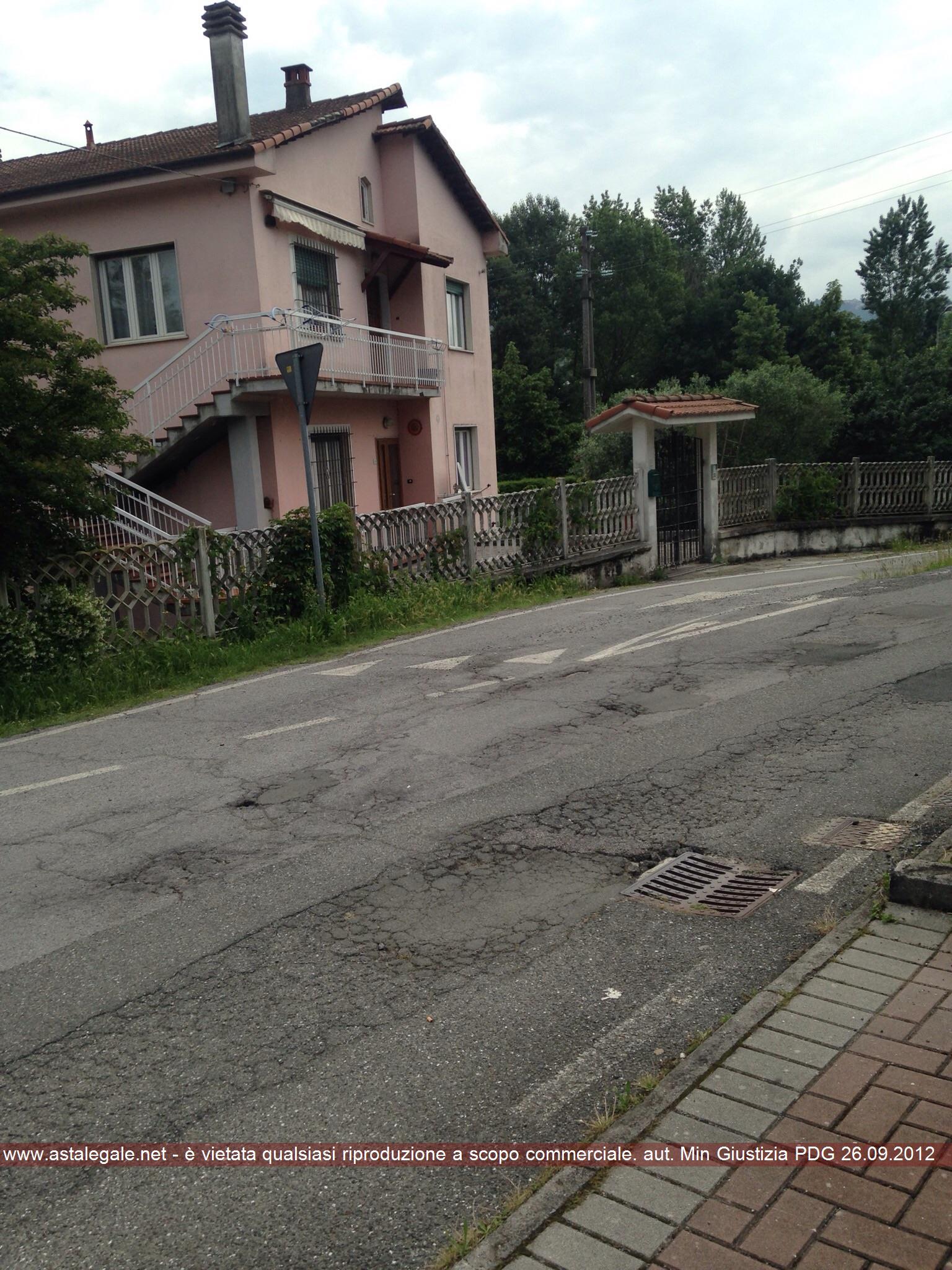 Follo (SP) Frazione Piana Battolla - Via A. De Gasperi 22