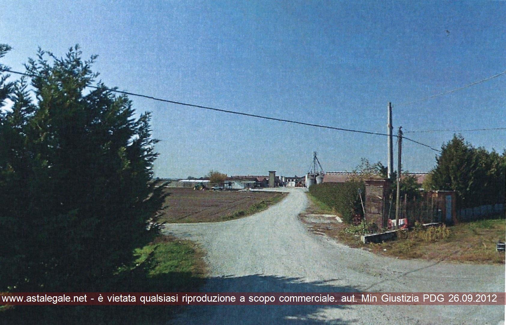Cortemaggiore (PC) Localita' Palareto, via Morlenzo snc