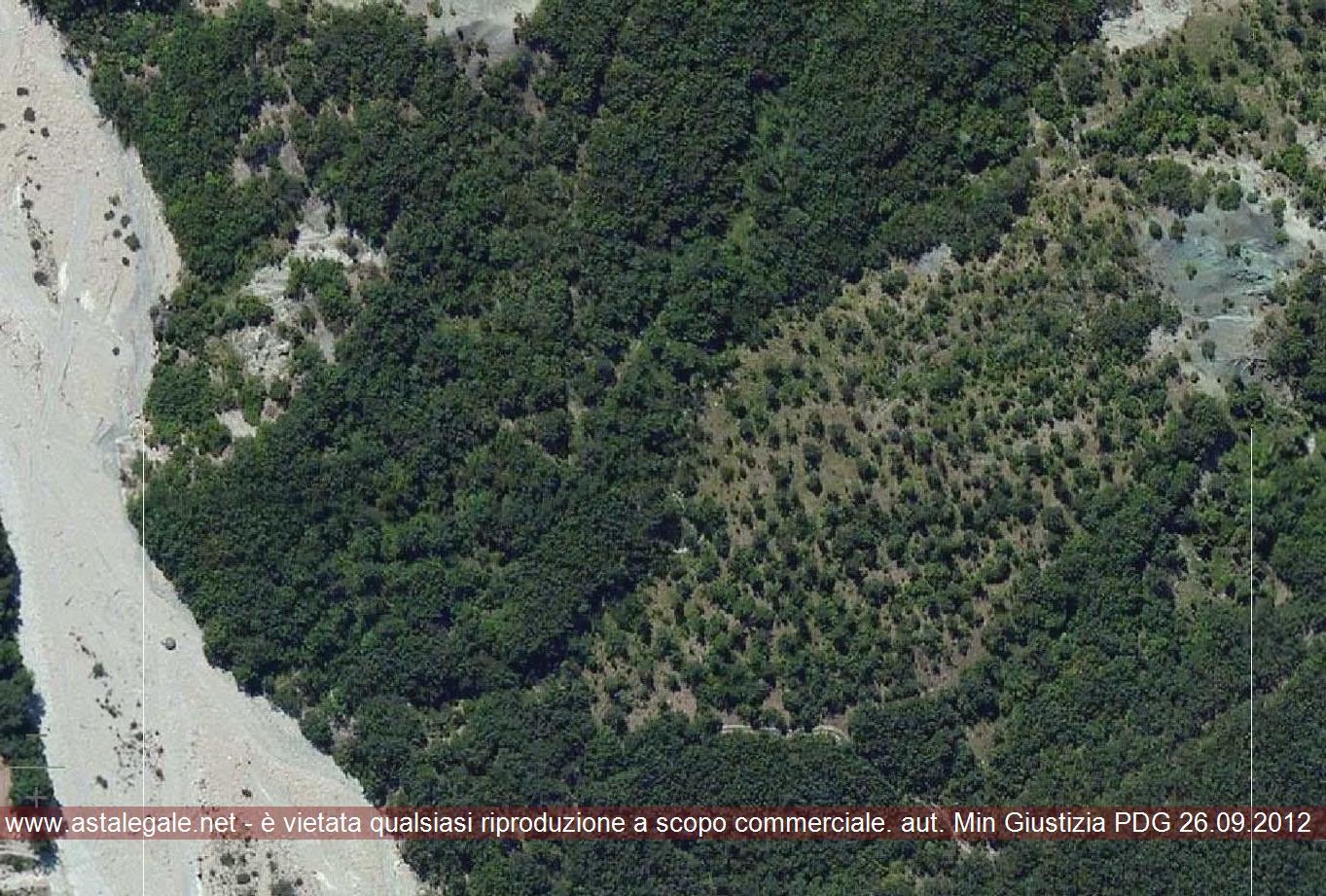 Berceto (PR) Localita' Le Quaine