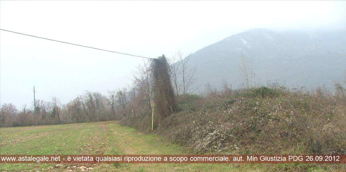 Piovene Rocchette (VI) Via di Caltrano snc