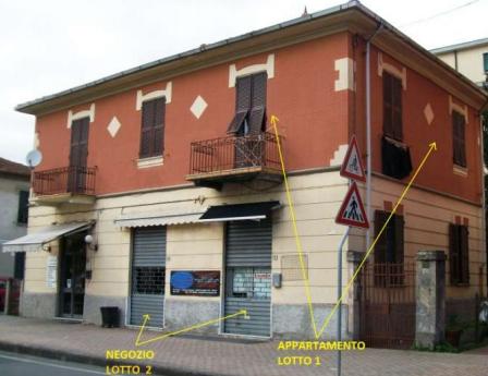Bolano (SP) Via Romana