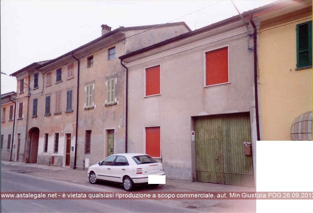 Stagno Lombardo (CR) Via Pagliai 21