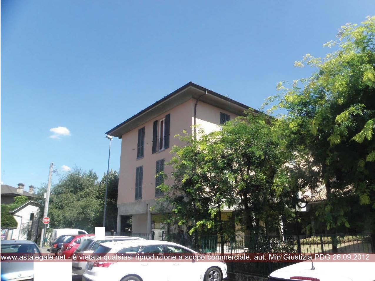Carate Brianza (MB) Via Amedeo Colombo 1
