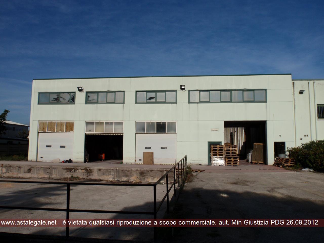Spoleto (PG) Localita' Madonna di Lugo - Via S. Pertini