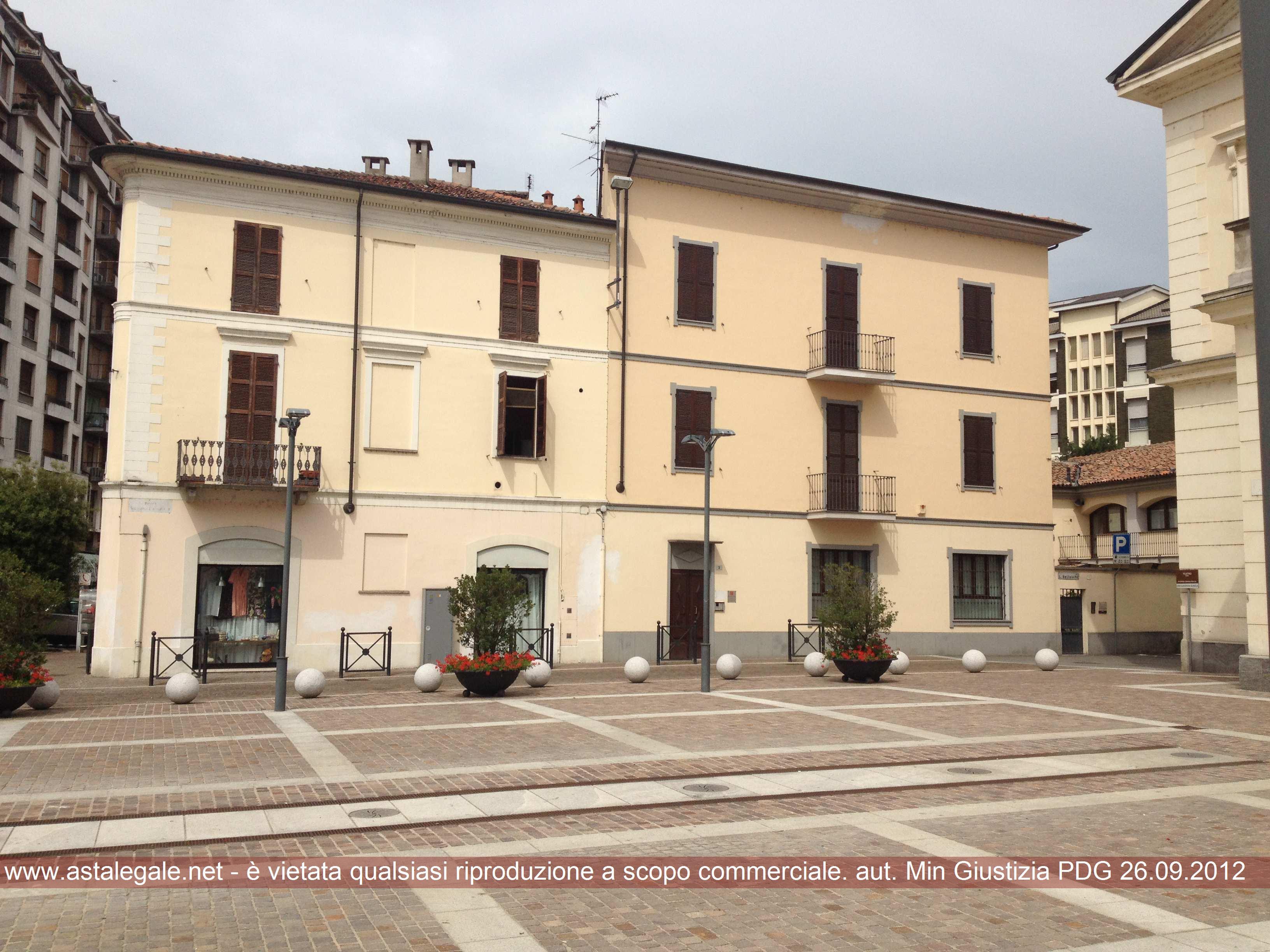 Mortara (PV) Piazza Vittorio Emanuele II 3
