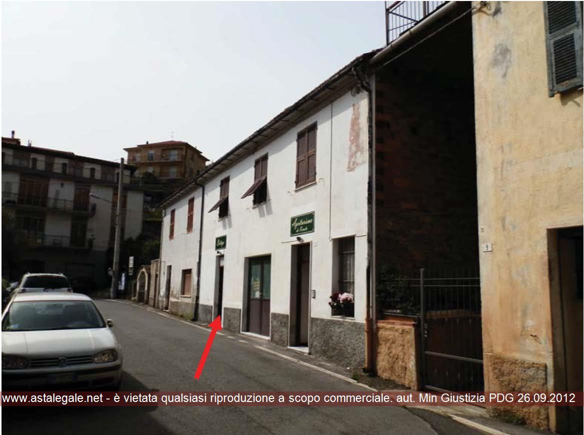 Arnasco (SV) Via Genova 12