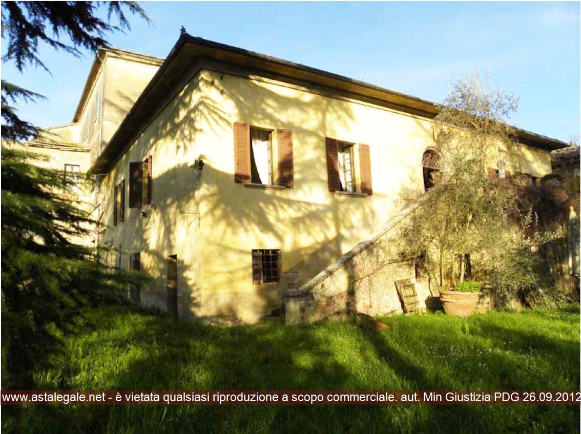 Cortona (AR) Localita' Chianacce - Nucleo abitato n. 14