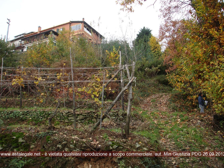 Quiliano (SV) Localita' Chicchezza - frazione Montagna