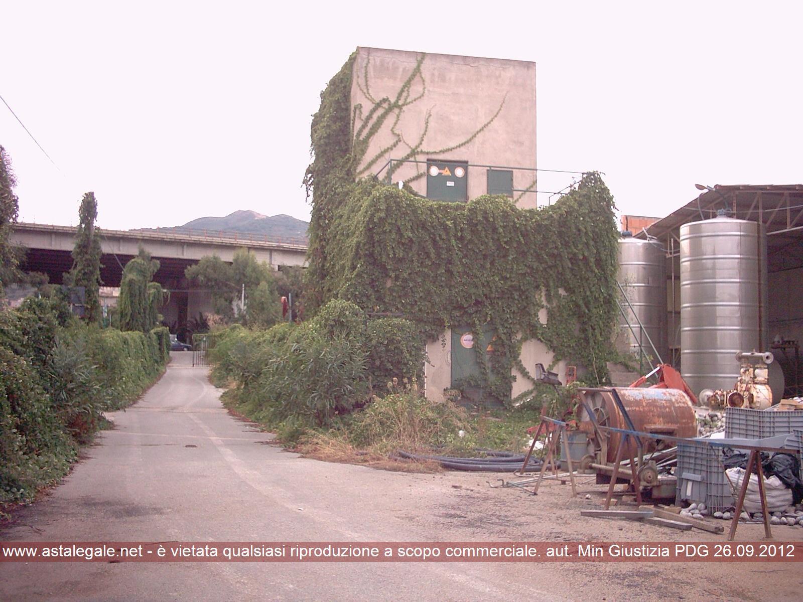 Patti (ME) Via Giovanni XXIII, Località Marina di Patti