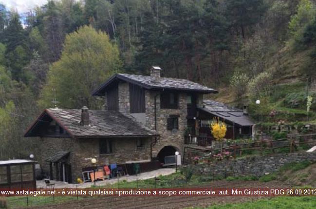 Villeneuve (AO) Localita' Peranche
