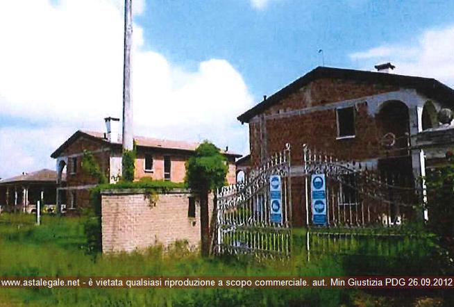 Camponogara (VE) Via Meritore