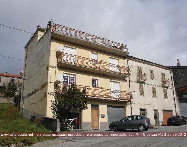 Castelpetroso (IS) Localita' Guasto - Via Fiume  31