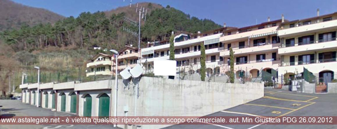 Aulla (MS) Localita' Stadano, Via Stadano