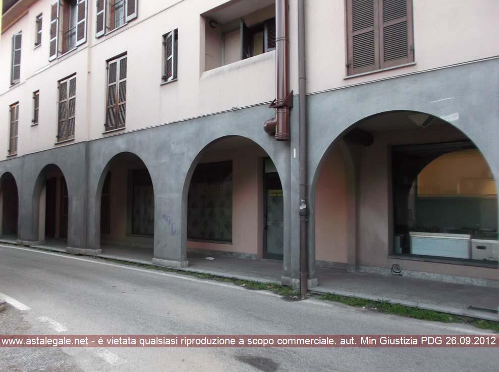 Albiate (MB) Via Roma 2/a