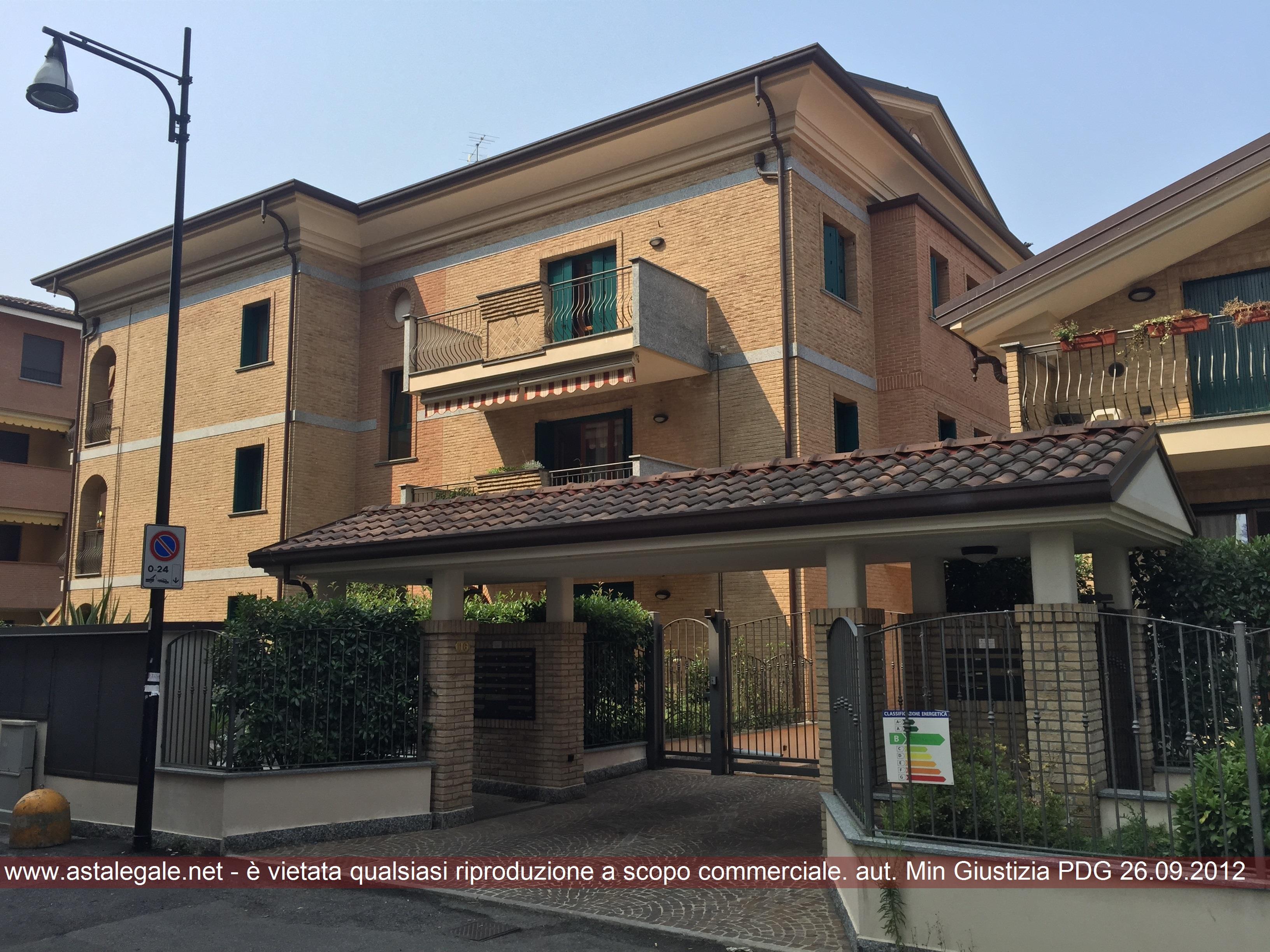 Cinisello Balsamo (MI) Via Clemente Sala 16