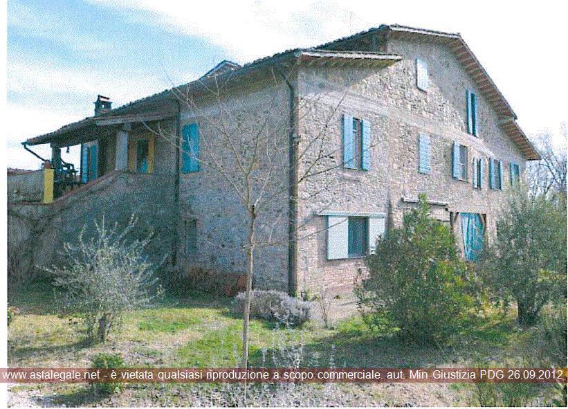 Gambassi Terme (FI) Localita' Santa Maria a Chianni