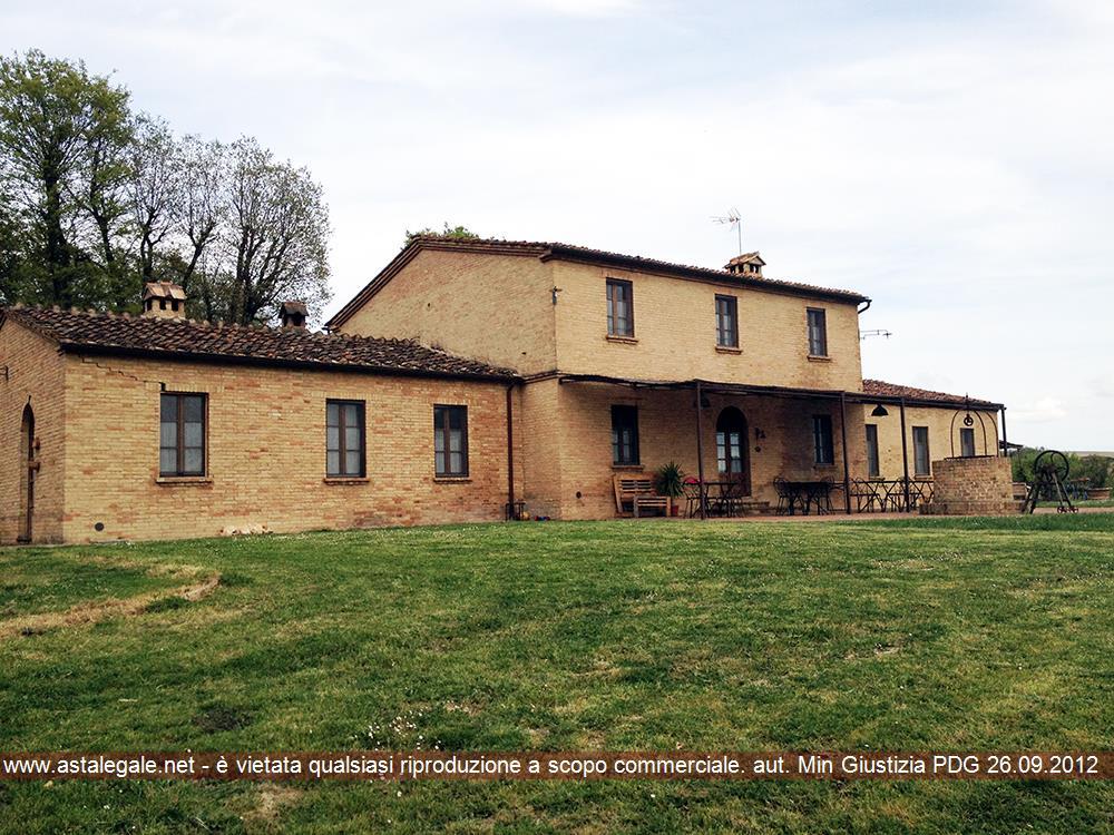Buonconvento (SI) Localita' Resta n. 84