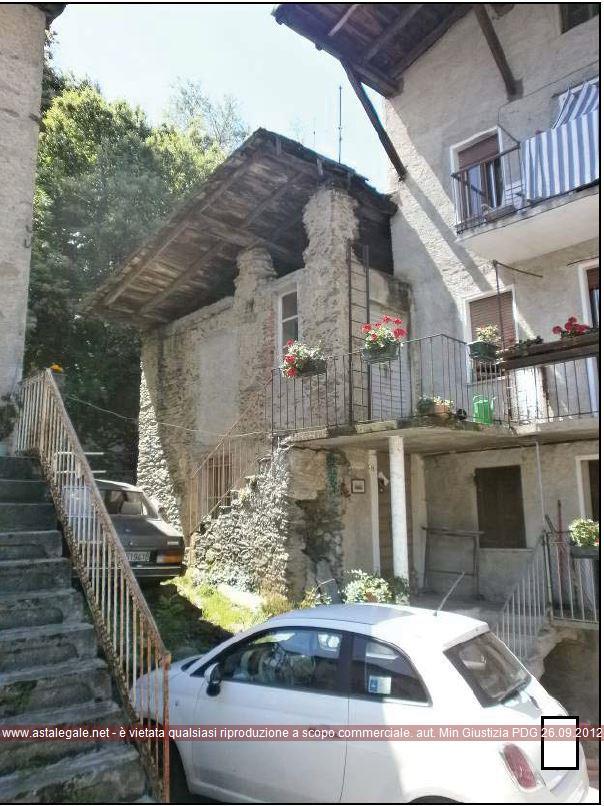 Faedo Valtellino (SO) Via Scenini